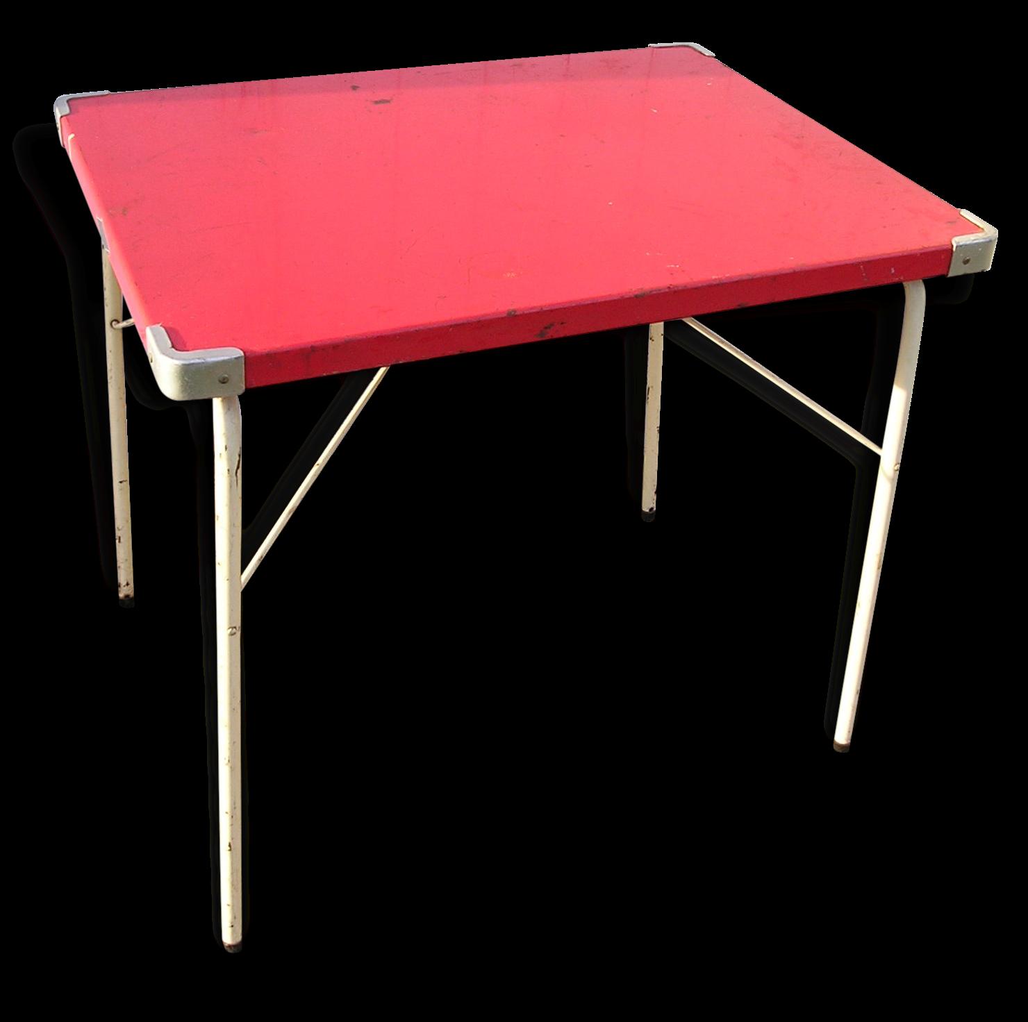 table de couture pliante great table with table de. Black Bedroom Furniture Sets. Home Design Ideas