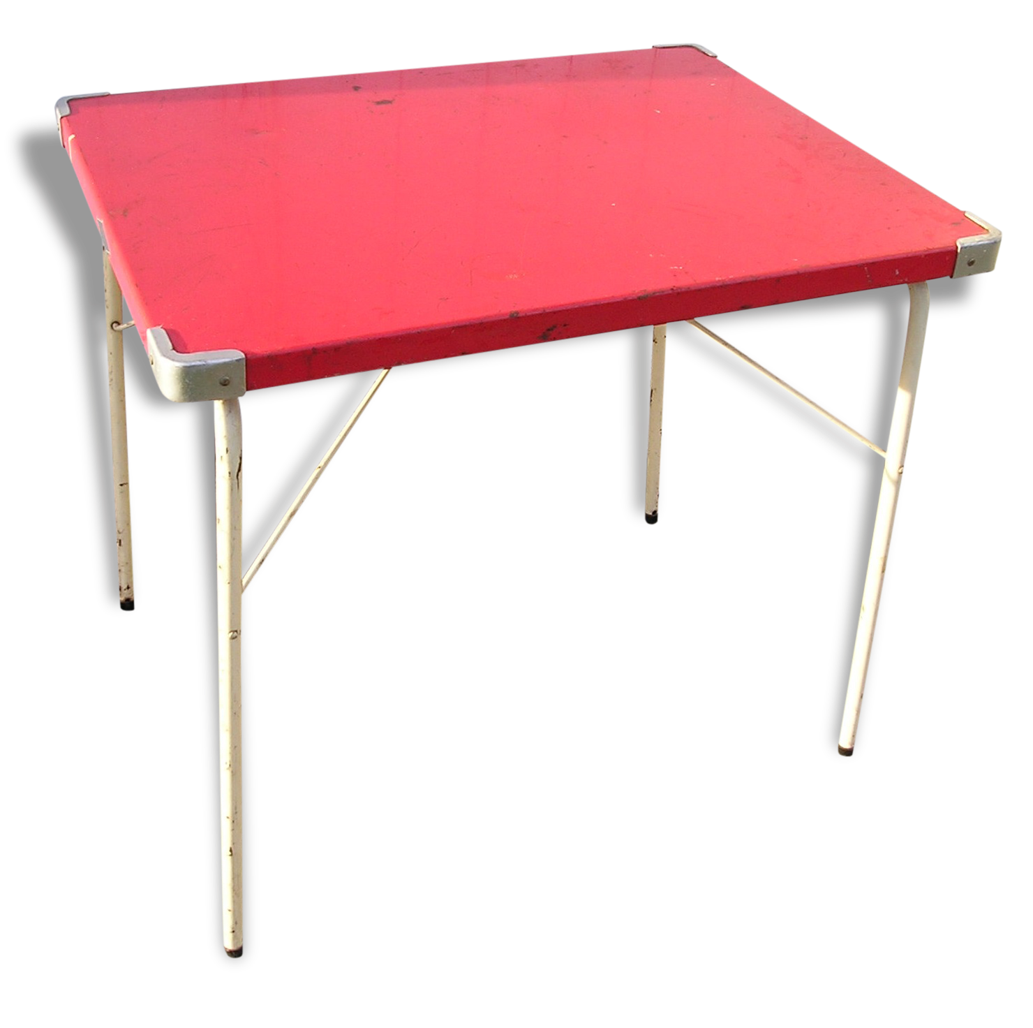 Petite table pliante awesome petite table jardin pliante - Petite table de jardin pliante en plastique ...