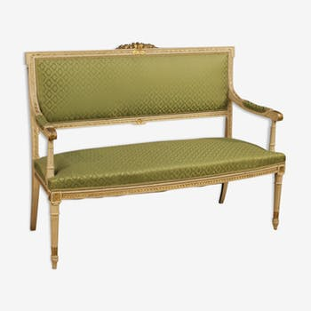 Italian Louis XVI style sofa