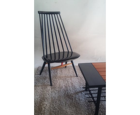 "Chaise ""Mademoiselle"" Tapiovaraa années 50"