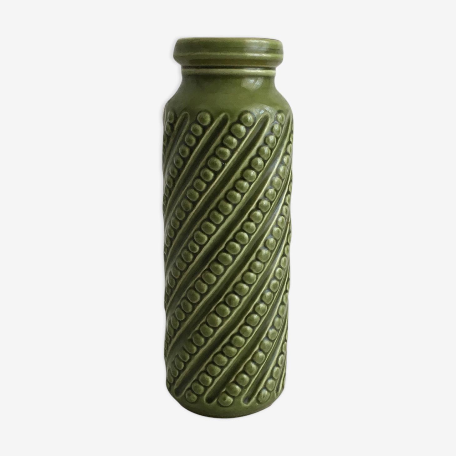 Vase céramique Fat Lava années 1960