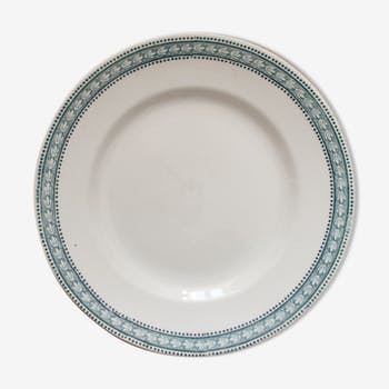 """Old plates """"Laurier"""""""