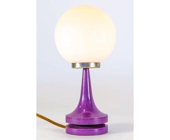 Lampe de table vintage années 70