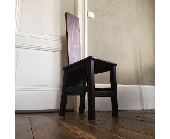 Chaise moderniste française