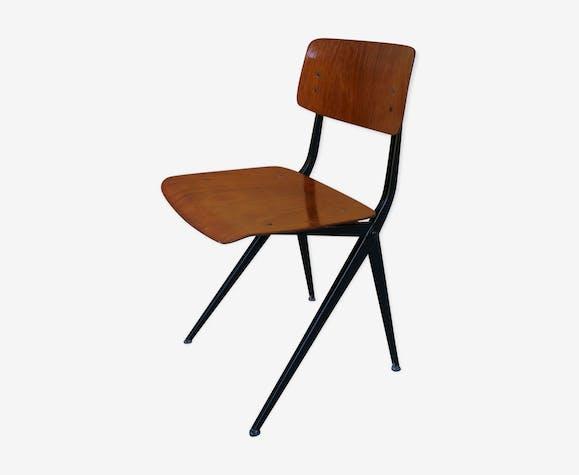 Chaise «Spinstoel 102» par Ynske Kooistra pour Marko Pays-Bas années 60