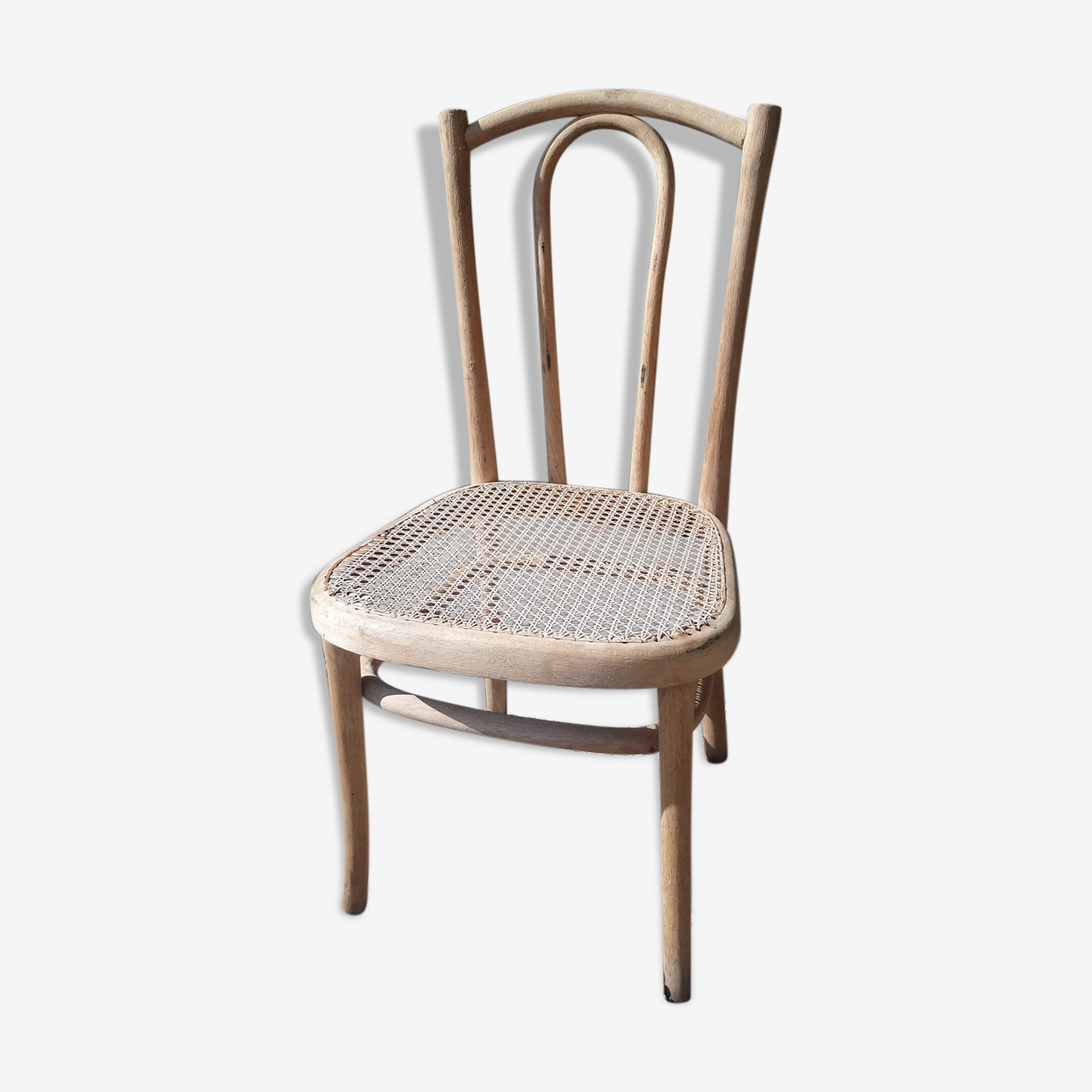Thonet chair light wood