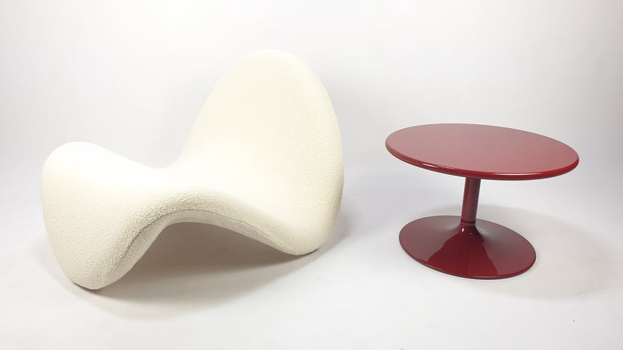Tongue Chair by Pierre Paulin for Artifort, 1968