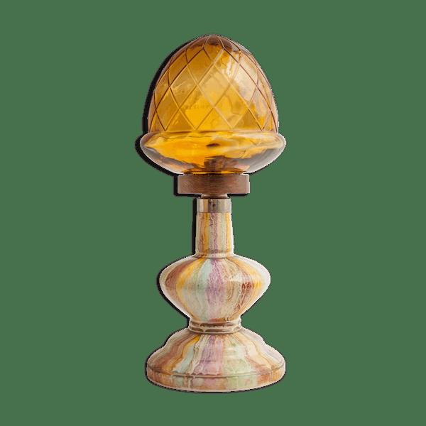 Dans Son Lampe Faïence Orange P2jgoly Vintage CéramiquePorcelaineamp; Jus ZwPiTOkXu