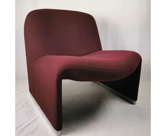 Paire de fauteuils Alky par G. Piretti pour Anonima Castelli, création en 1969