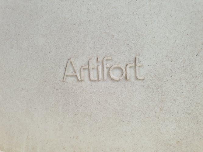 Fauteuil F510 et ottoman par Geoffrey Harcourt pour Artifort, années 1970