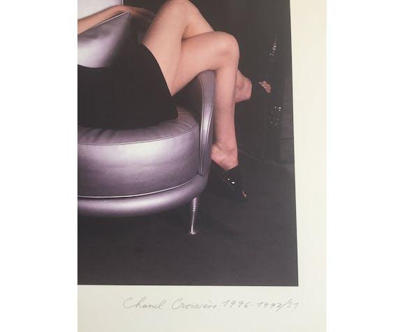 Photo Chanel par Karl Lagerfeld