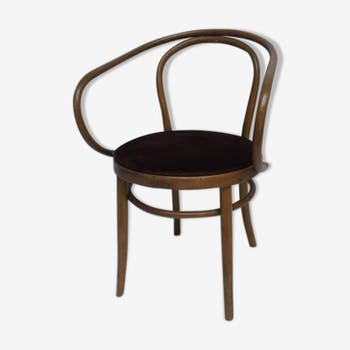 Chaise Bistrot Vintage Bois