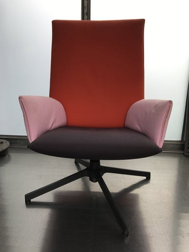 Fauteuil Pilot Knoll Edward Barber Jay Oserby