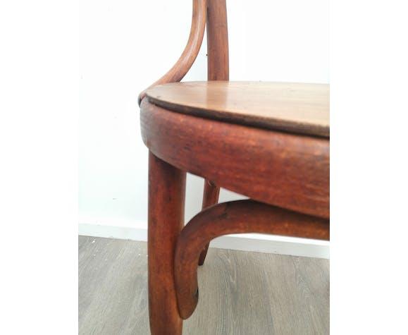 Paire de chaises de bistrot Jacob et Josef Kohn n°55