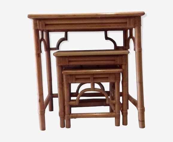 Tables rotin