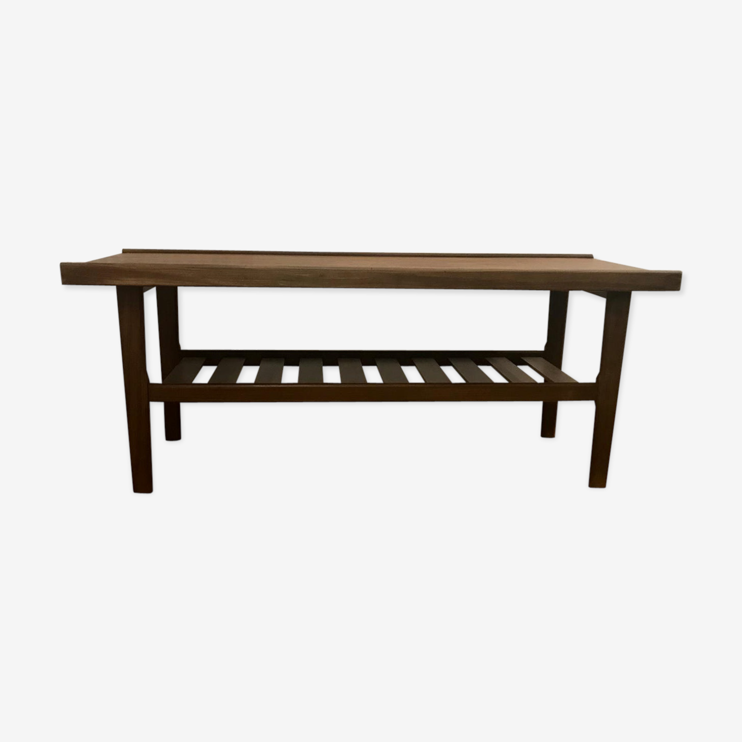 Coffee table wooden teak