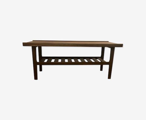 Coffee table wooden teak