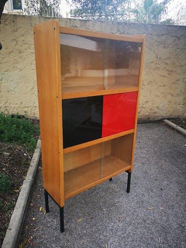 Vintage bookcase 1960