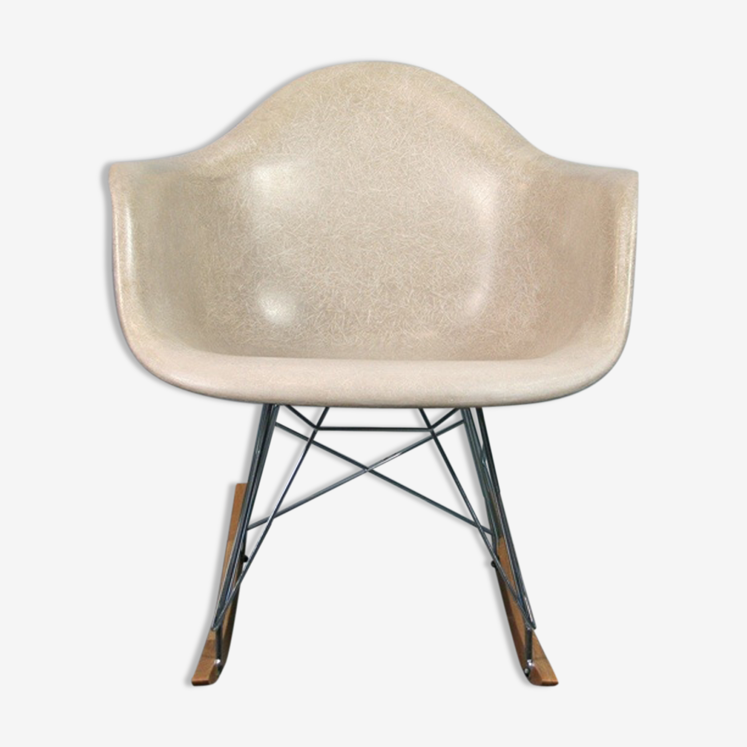 Rocking-chair RAR by Eames for Herman Miller