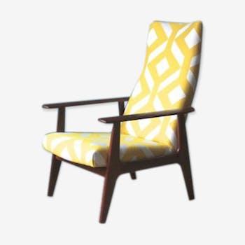 Chair teak by Topform int 1970 s