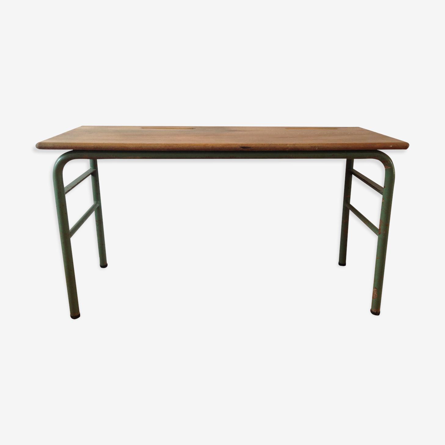 50s, 60s vintage school desk