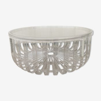 Bouroullec brothers basket coffee table for Kartell