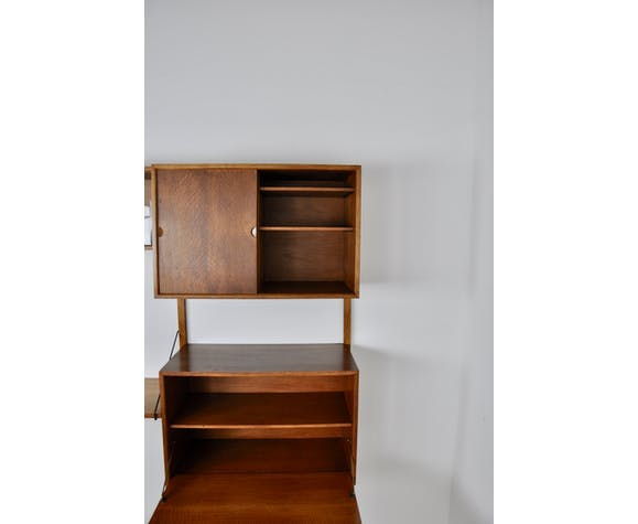 Wall Unit Royal System by Poul Cadovuis 1960s