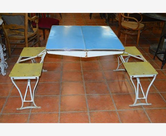 Table De Camping Vintage Selency