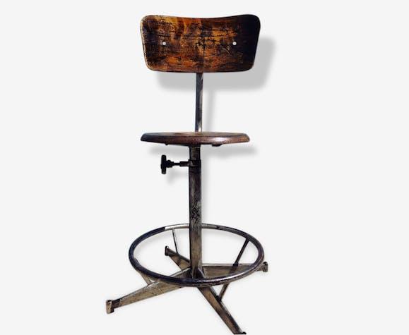 Chaise Datelier Industrielle