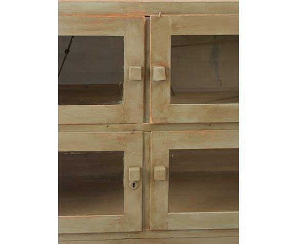 Cabinet vitrine vintage