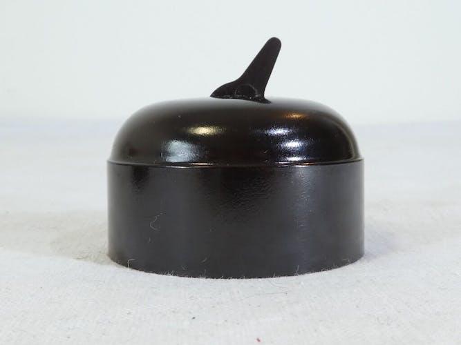 Interrupteurs '' va et vient '' en bakelite et porcelaine vintage