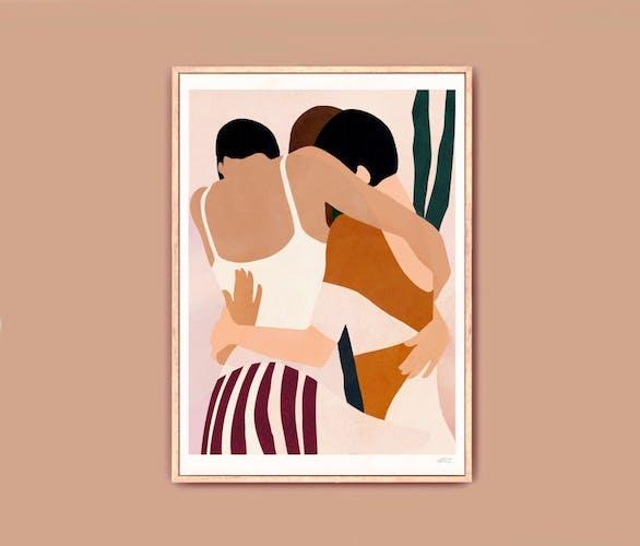 Illustration «Mieux ensemble»