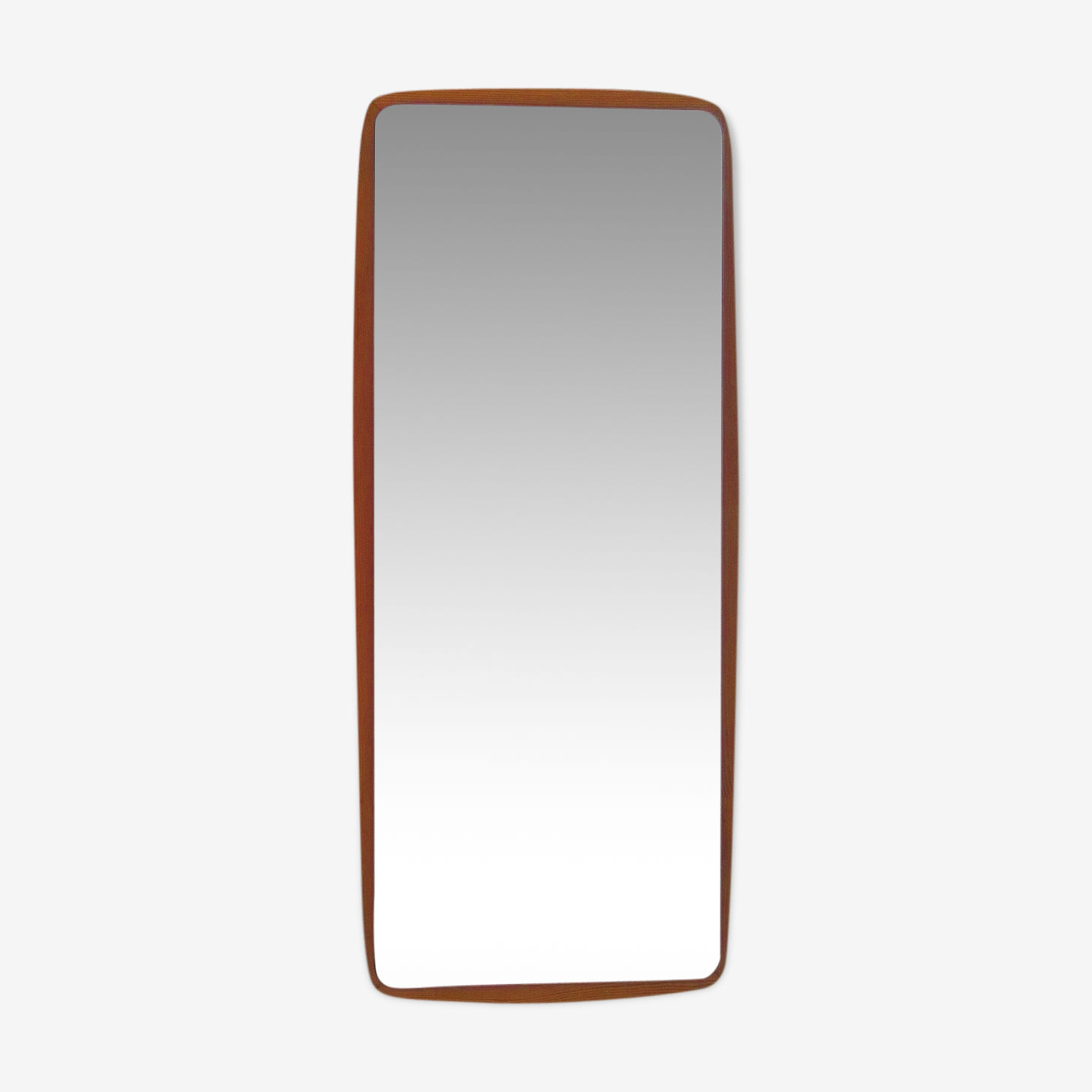 60's Scandinavian design  mirror