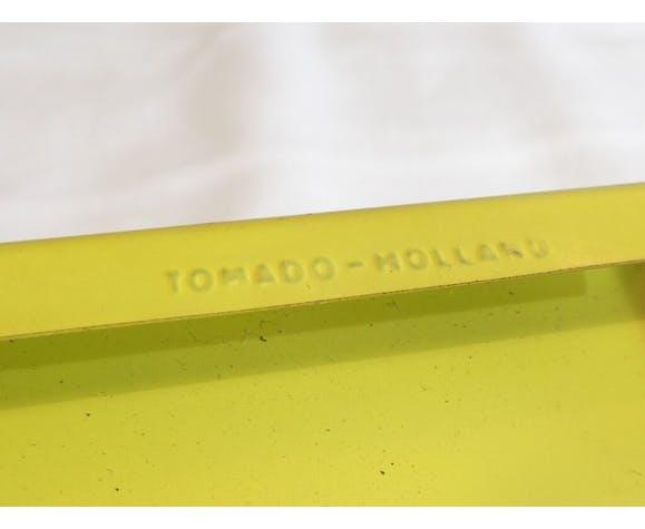 Étagère string métal de Tomado Holland vintage scandinave par Adrian Dekker