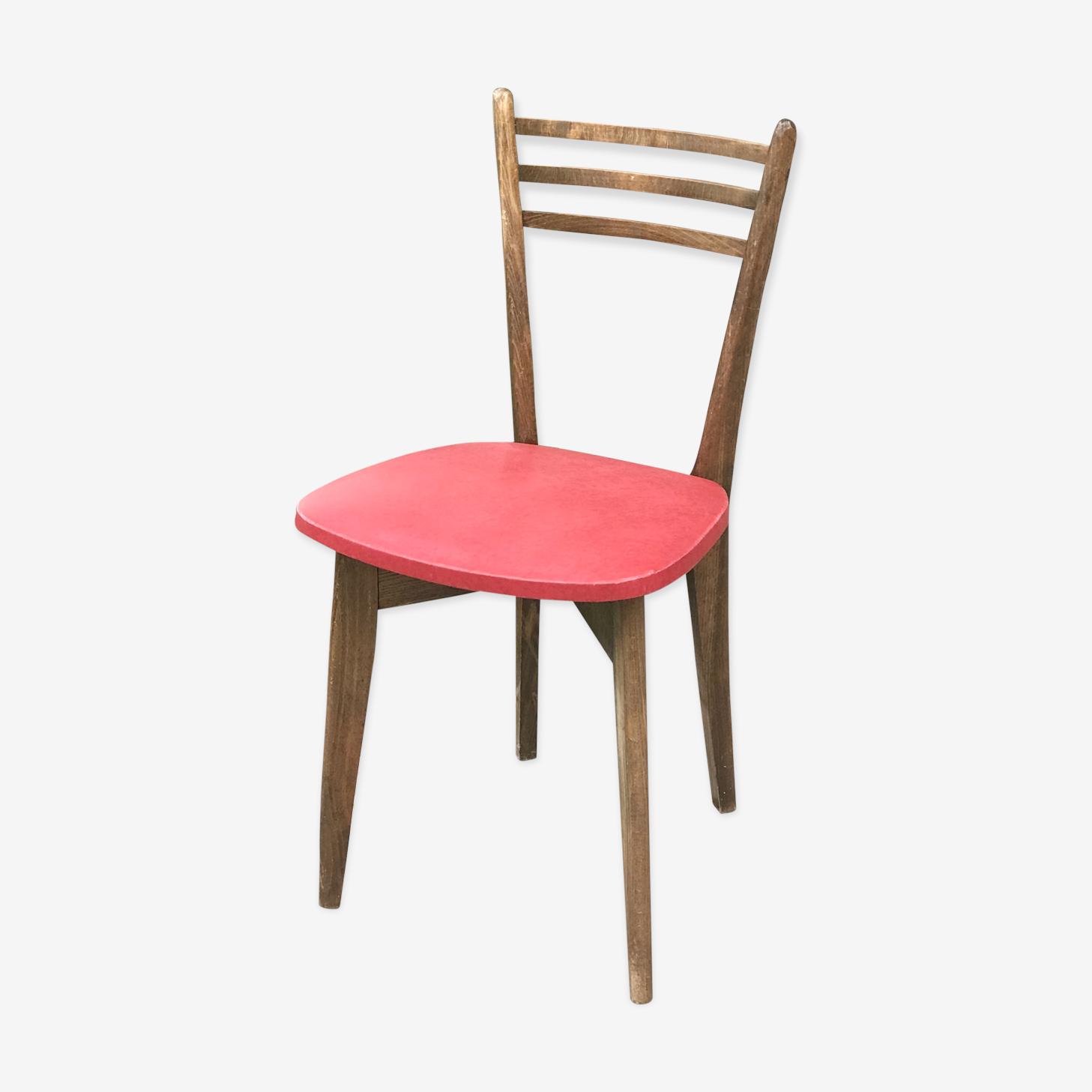 Beech chair 50s