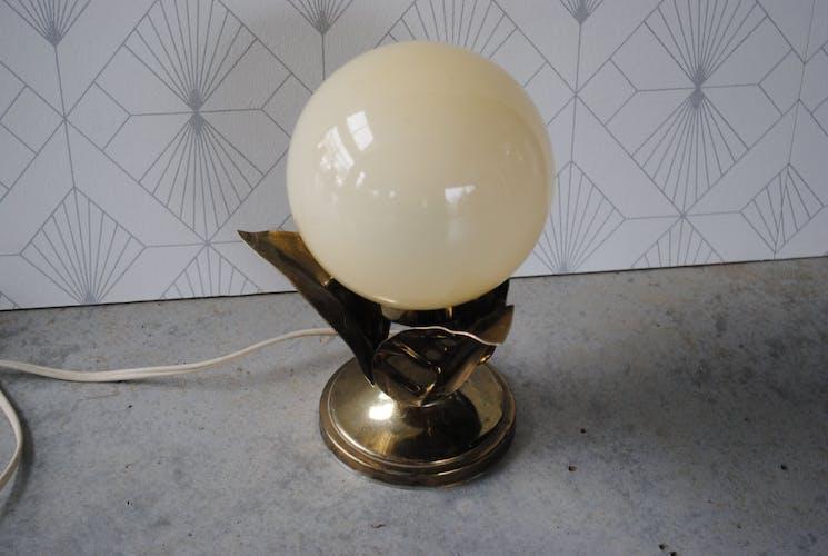 Lampe années 70