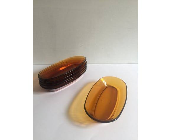 Ramekin in smoked glass