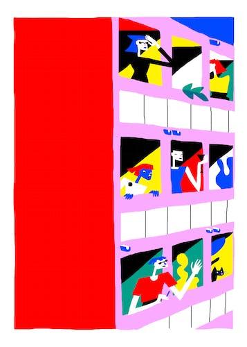 Corbuséens, Tirage d'Art