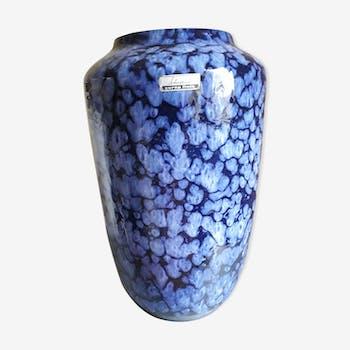 Vase bleu modèle Scheurichpeintres  517/30