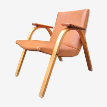 Fauteuil bow wood Steiner