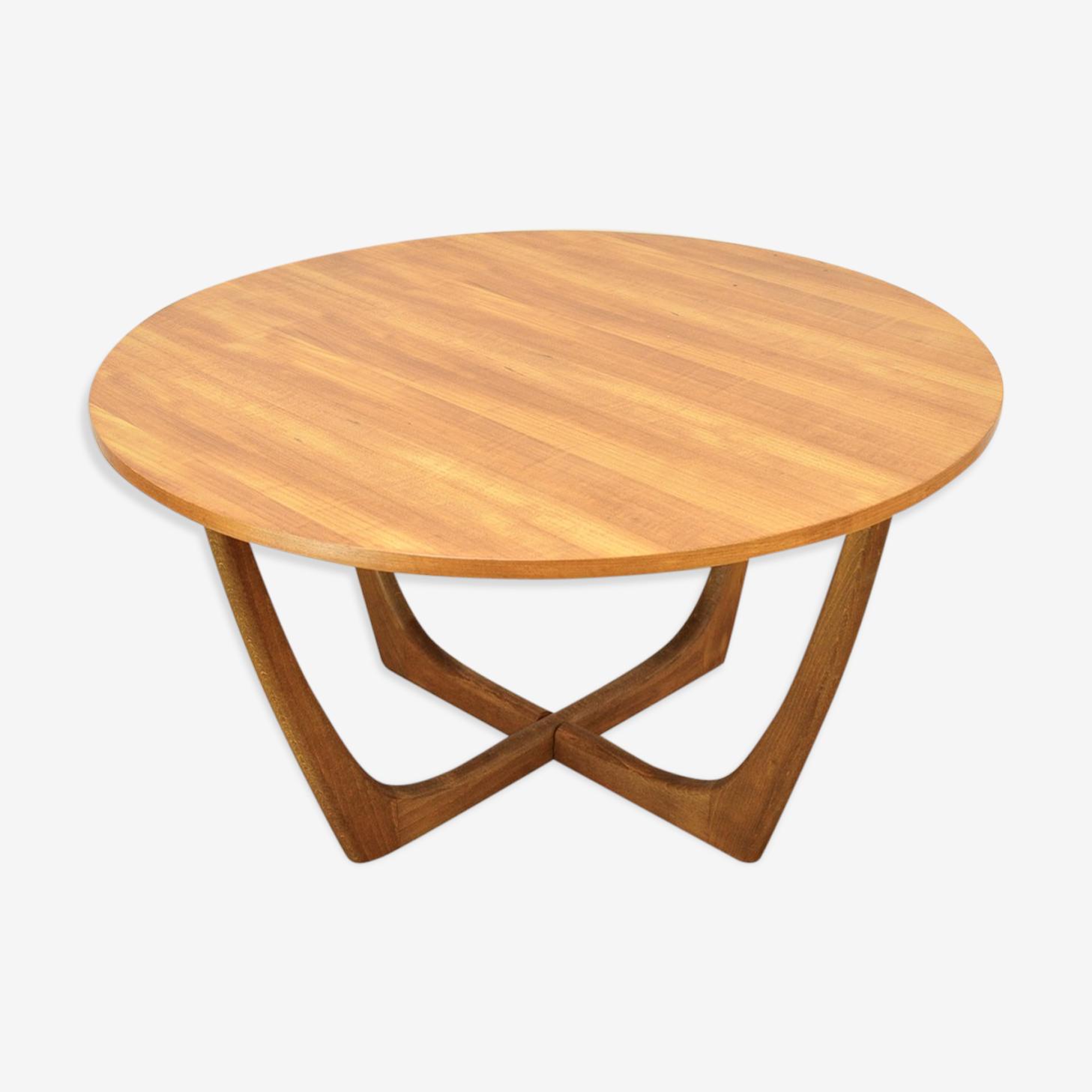Table basse vintage de G-plan 1960