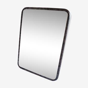 Miroir de barbier 18x12cm