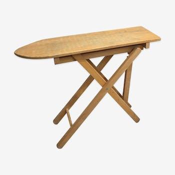 Table à repasser vintage 1970