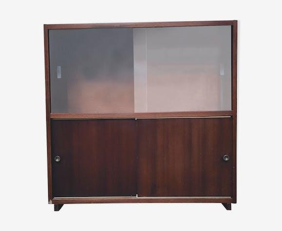 Buffet vitrine vintage