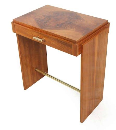 Table d'écriture style Art Deco des années 30