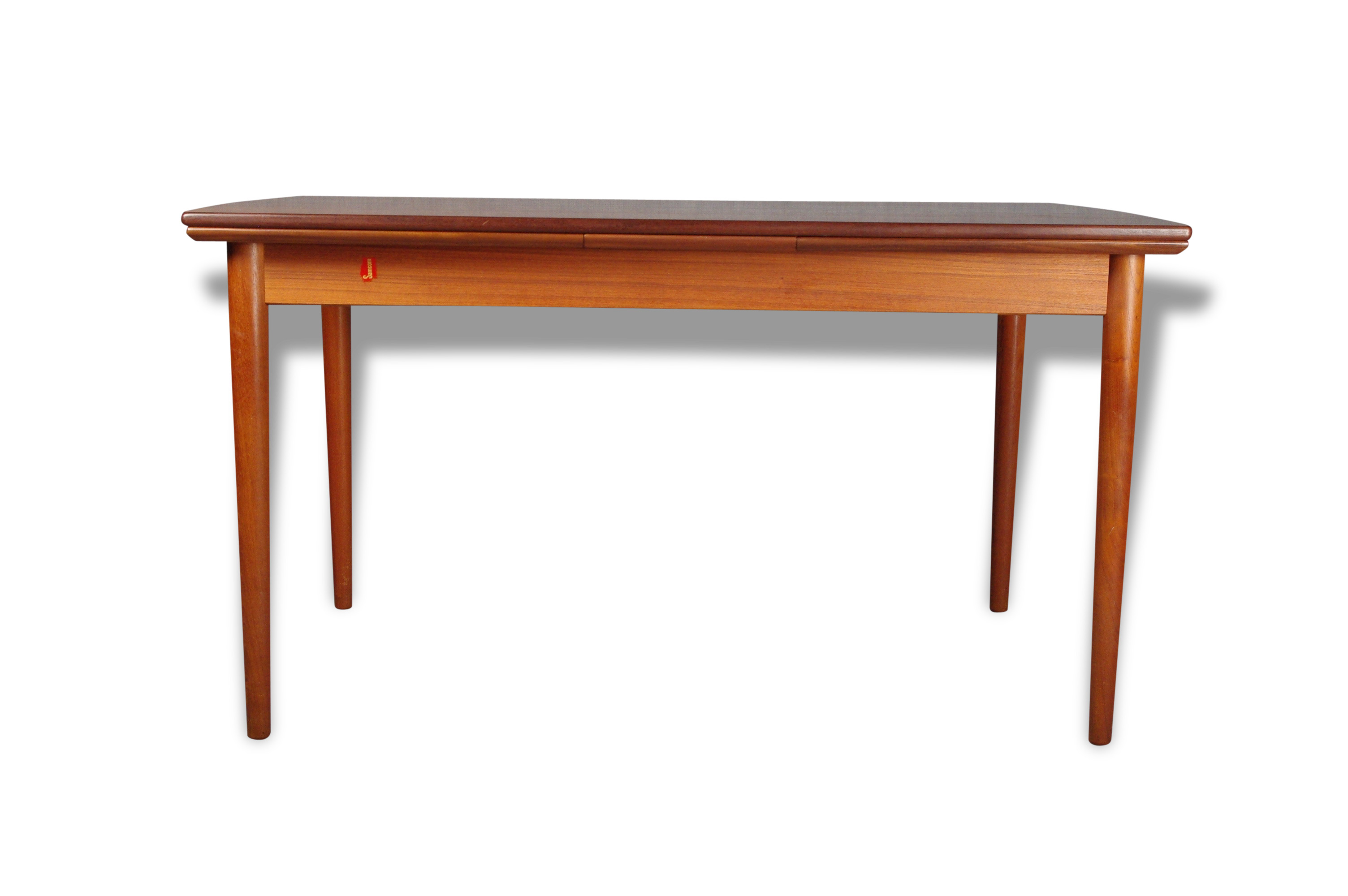 Table extensible scandinave amazing best table extensible scandinave de hans olsen au tarif de - Console cocktail scandinave ...
