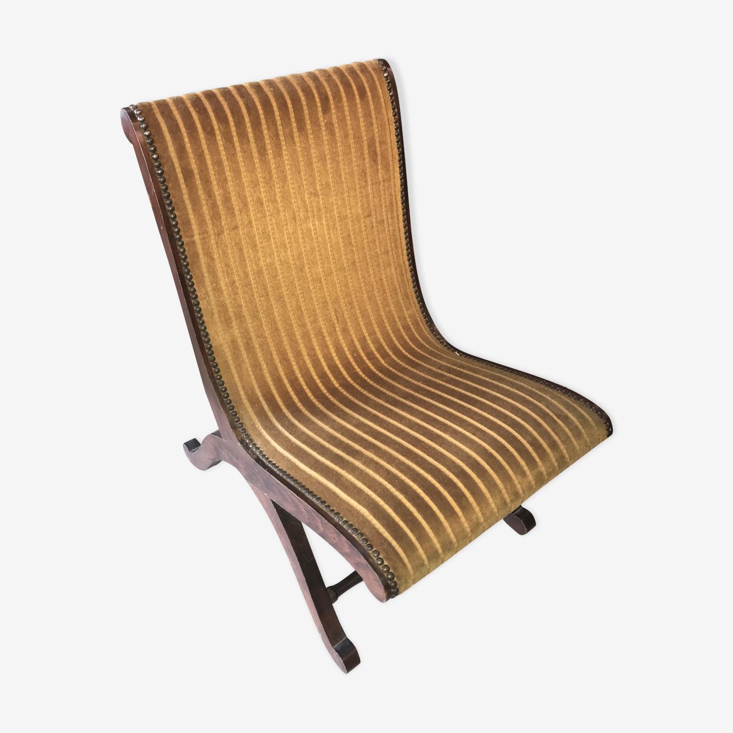 Chaise de cheminée