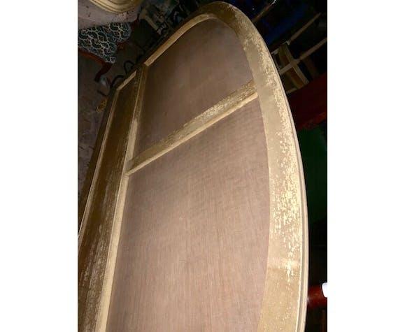 Louis XVI style basket bed