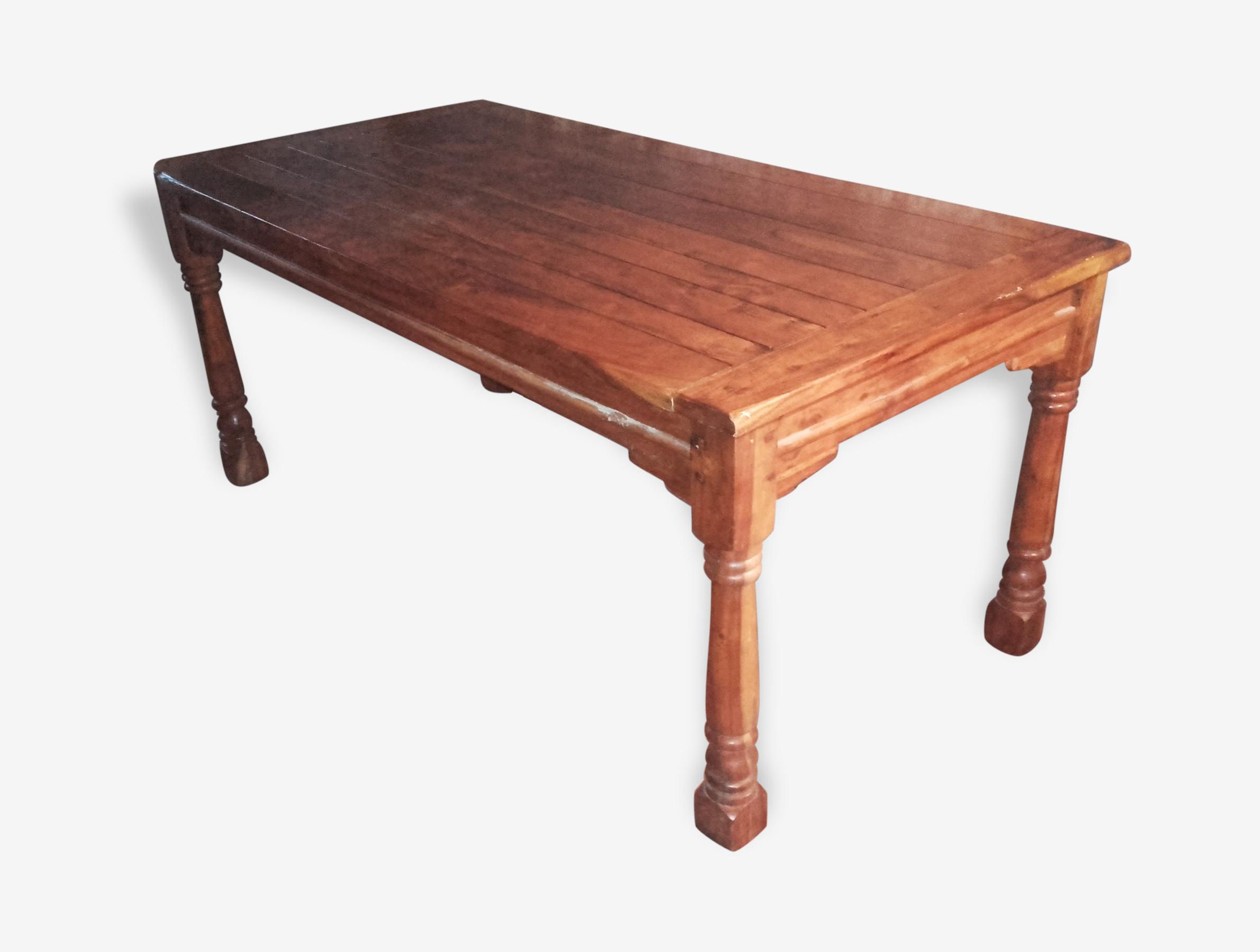 Table de ferme , taille 180 x 90