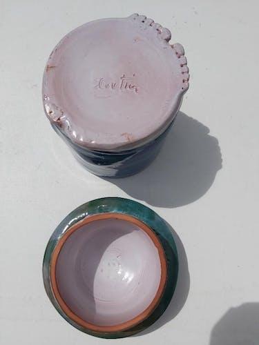Pot anthropomorphe Robert et Jean Cloutier